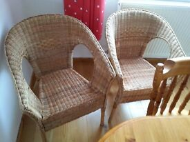 chairs rattan