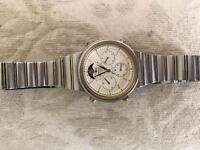 Seiko moon phase watch.