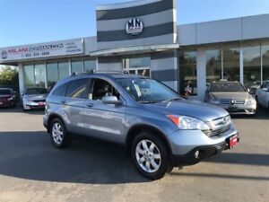 2007 Honda CR-V EX-L 4WD Leather Sunroof Only 166,000Km