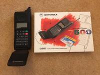 Motorola 7500 - Vintage Retro