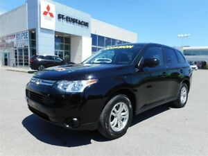 2014 Mitsubishi Outlander ES4X4/AWD**BLUETOOTH**CRUISE