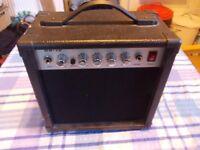 10w guitar practice amp