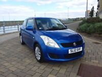Suzuki Swift 1.2 2012 One lady owner from new with Full Service History