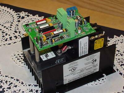 Control Concepts SCR Power Controller 1032A-V-24-30-0/10V, 240 VAC, 30 Amps, ()