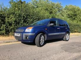 Ford Fusion 1.4 Petrol , 2007 , 113k miles , 11 months mot