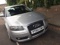 Audi A3 2.0 TDi Silver Leather 💺 SPECIAL EDITION 5-dr £1450