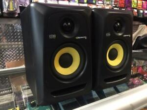 KRK ROKIT 4-3 G3 4 Powered Studio Monitor