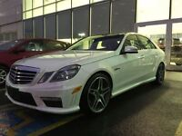2011 Mercedes-Benz E-Class E63 AMG TOIT OUVRANT MAGS AMG CUIR