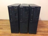 Lenovo M92P - i5 3470 3.20 Ghz / 4GB / 320 GB / Windows 10 / Office / WiFi / USB 3.0 / Desktop PC