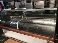 SERVE OVER COUNTER 2600MM , BUTCHERS