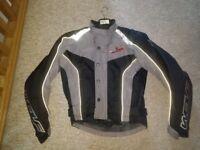 Motorbike jacket & trousers, Wolf Racing
