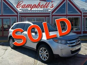 2013 Ford Edge SEL!! AWD!! PANAROMIC SUNROOF!! HEATED LEATHER!!