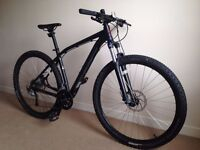 Specialized Hardrock Mountain Bike - almost as new. Fantastic ride