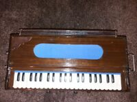 indian harmonium for sale very good condition as new £150