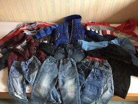 Boys clothes 2-3 years old