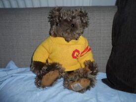 GIORGIO ARMANI COLLECTORS TEDDY BEAR