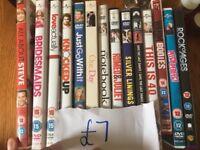 DVD Sets!!