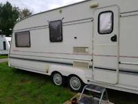 1998 bailey senator califonia with awning mint condition
