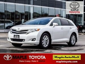 2014 Toyota Venza LEATHER, PANORAMIC ROOF, BACKUP CAM