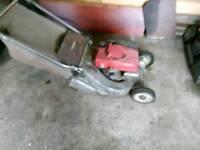 Honda hr194 self propelled mower