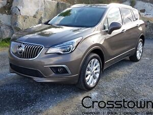 2016 Buick Envision AWD/TURBO/HEATED SEATS AND WHEEL/BACKUP CAME