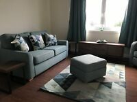 Attractive 3 bed furnished top floor flat on the beach at Musselburgh