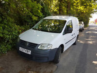 vw caddy, 07, full year mot, new cam belt/water pump kit fitted, just serviced.