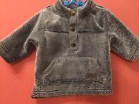 Next fleecy jumper 3-6 months