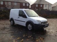 2010 ford transit connect swb 90ps full service history no vat