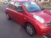2006 Nissan Micra Urbis 1.2, MOT July 2018, FSH, HPI Clear