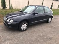 Rover 25 Full Service History low Miles