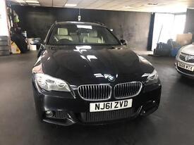 "BMW 520d M SPORT AUTO 19""ALLOYS"