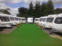 caravans for sale.