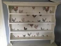 Wall dresser