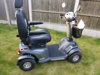 Excel galaxy 2 mobility scooter