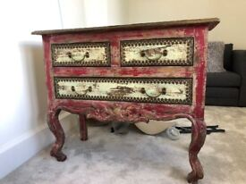 Chest of Drawers - Original & Rare Indian Furniture