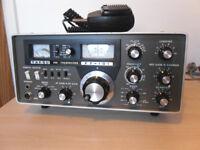 Yaesu FT-101 HF Ham / Amateur Radio Transceiver
