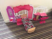 Barbie get away glam house