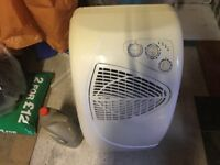 Portable air conditioner in white colour and in mint condition ..