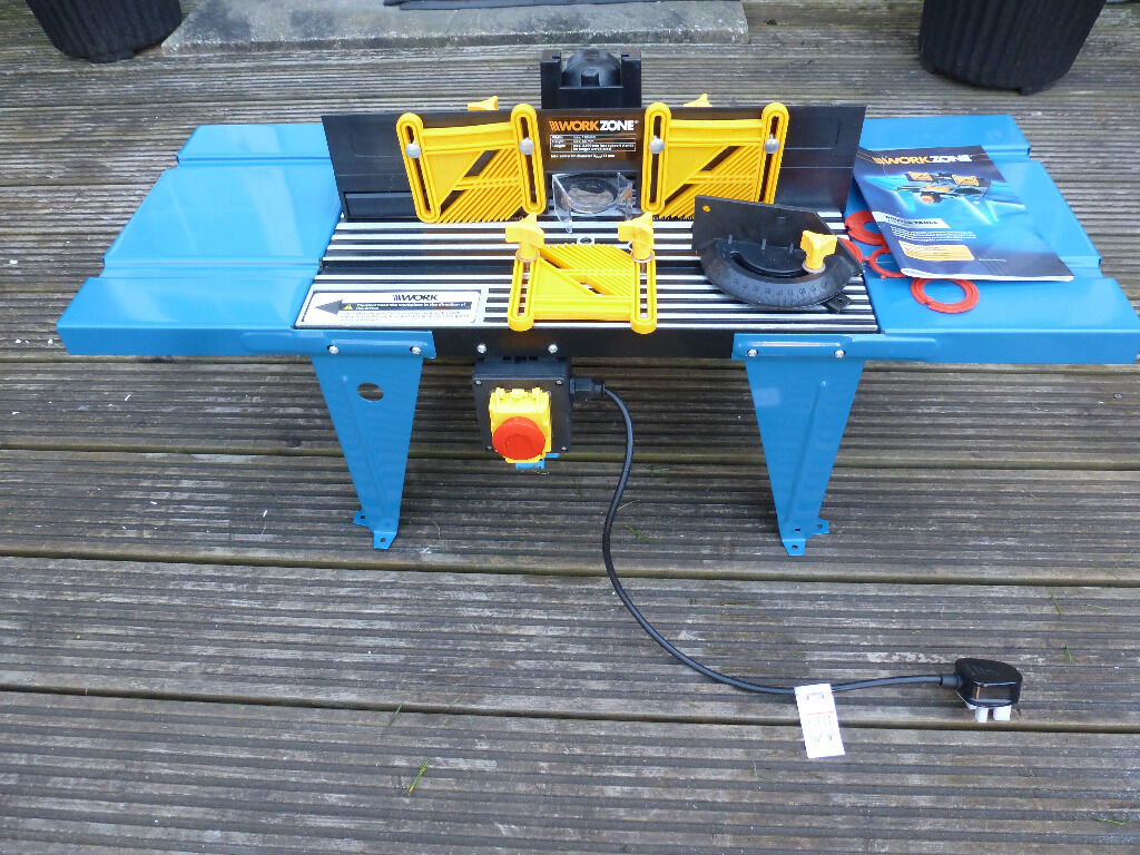 Workzone Router Table In Worthing West Sussex Gumtree