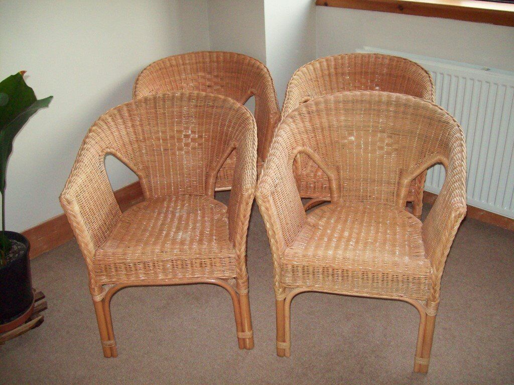 Bedroom or conservatory chairs