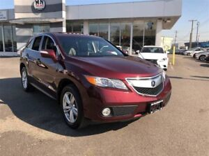 2015 Acura RDX SH-AWD Fully Loaded Only 46,000Km