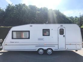 Bessacarr Cameo 550 GL 4 Berth Caravan