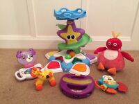 Bundle of toys - as new condition