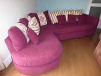 Large corner Sofa for sale - very good condition
