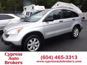 2009 Honda CR-V EX (Power Sunroof)