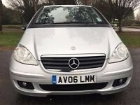 2006 MERCEDES A180 CLASSIC SE 2.0 DIESEL , SERVICE HISTORY