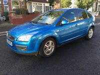 2006 FORD FOCUS 1.6 GHIA ### BARGAIN £1050 ONLY ### ## 5 DOOR NEW SHAPE ## (PX VW GOLF, POLO, BMW)