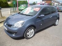 Renault CLIO Dynamique,3 dr hatchback,stunning looking car,runs and drives as new,great mpg,only 41k