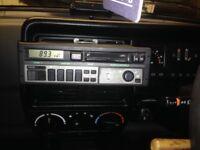 Ford Fiesta xr2 mk2 radio/ cassette!
